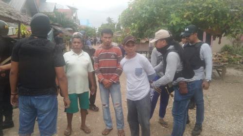 Polisi amankan pelaku bentrok di Buton