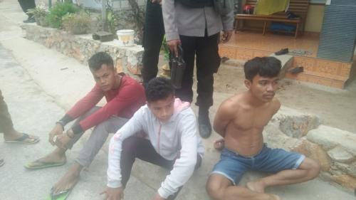 Bentrokan warga Buton