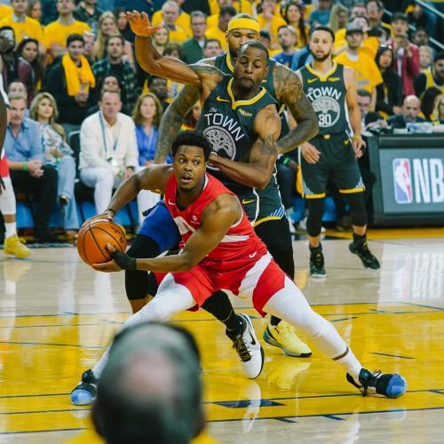 Raptors vs GSW di gim keempat Final NBA 2018-2019