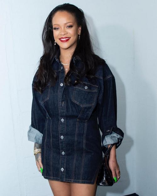 Rahasia Rihanna jadi musisi perempuan terkaya di dunia. (Foto: Instagram)