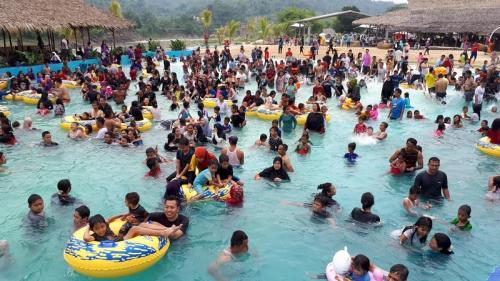 Orang berenang