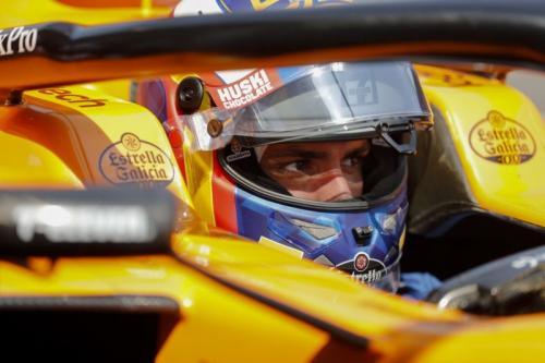 Carlos Sainz Junior (Foto: McLaren/Twitter)