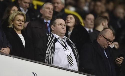 Mike Ashley ingin jual Newcastle