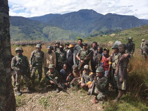 KKB di Papua