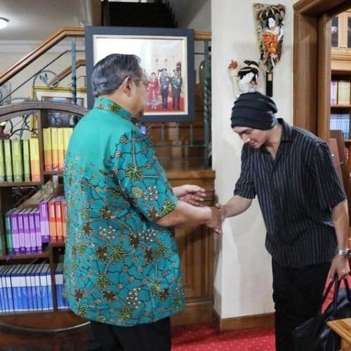Anji dan SBY
