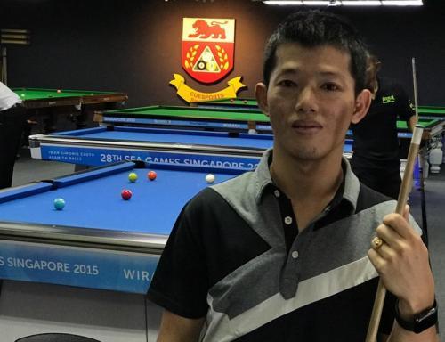 Wakil Indonesia yang berlaga di Lion Cup Singapore Open 2019. Foto: Istimewa