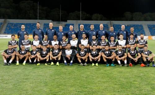 Timnas Yordania (Foto: Jordanian Football Association)