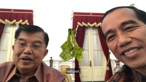 Jokowi-JK (Foto : Youtube)