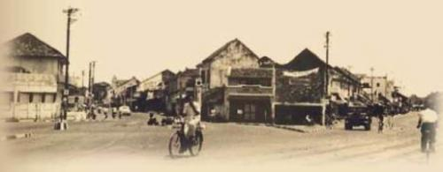 Ilustrasi Jalan Sabeni Tanah Abang. (Foto: sabenitenabang)
