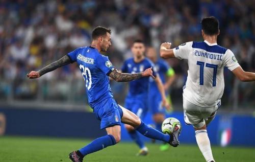 Timnas Italia vs Bosnia-Herzegovina