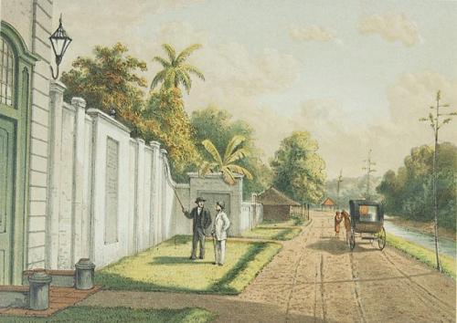 Tugu Peringatan Pieter Erbervelt atau Pangeran Pecah Kulit. (Foto: Wikipedia.org)