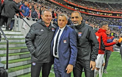 Jean-Michel Aulas dikenal sebagai negosiator ulung (Foto: Laman resmi Olympique Lyon)