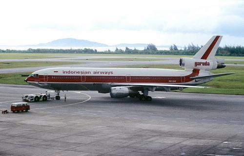 Garuda Indonesia penerbangan 865 (Wikipedia)