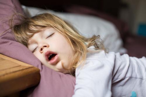 tidur mendengkur