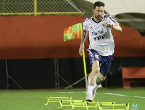 Penampilan Lionel Messi di Copa America 2019
