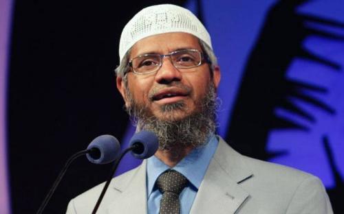 Zakir Naik juga masuk dalam daftar muslim paling berpengaruh