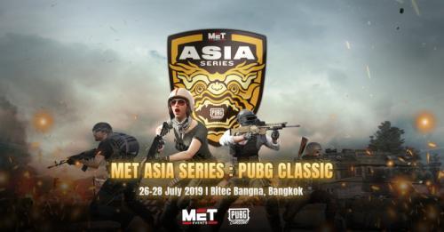 PUBG SEA Championship Season 2: Bangkok akan dihelat 29-30 Juni 2019 di Thailand Esports Arena, Bangkok.