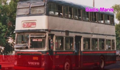 5 Foto Bus Jadul Yang Bikin Rindu Jakarta Tempo Doeloe Okezone Travel