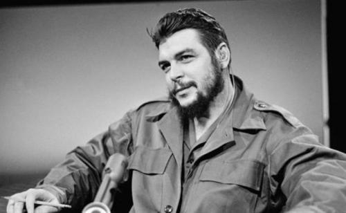 Che Guevara. Foto: History