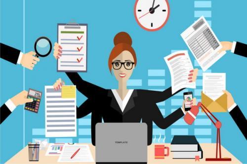 Multitasking akan menurunkan performa otak
