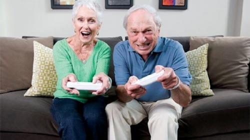 Gamer di Amerika capai 38 persen