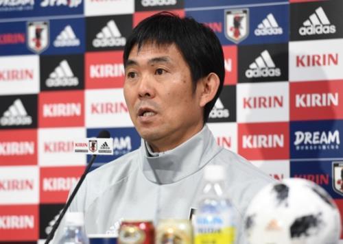 Pelatih Timnas Jepang Hajime Moriyasu (Foto: Japan Football Association)