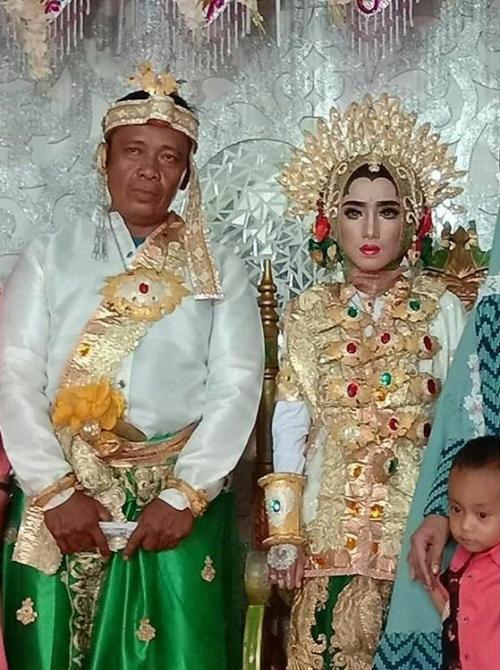 pernikahan beda usia (ig)