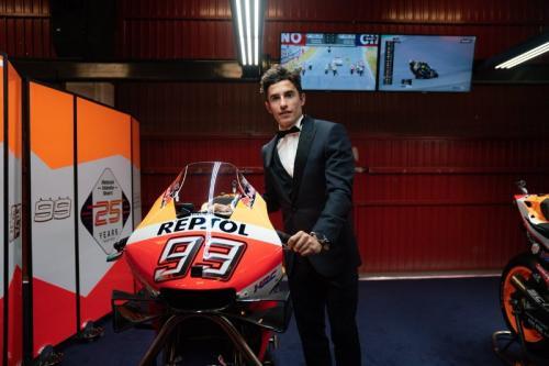 Marc Marquez (Foto: HRC MotoGP/Twitter)
