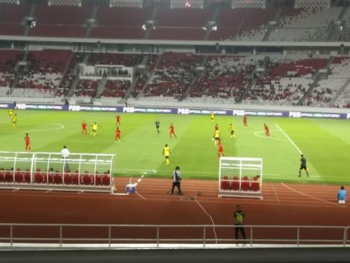 Timnas Indonesia vs Vanuatu