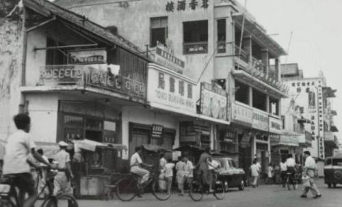 Jakarta tempo dulu. (Foto: rasajakarta.wordpress.com)