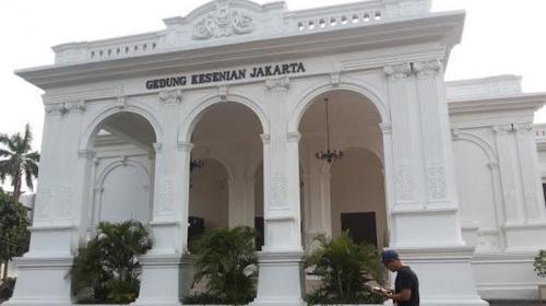 Gedung Kesenian Jakarta. (foto : GKJ)