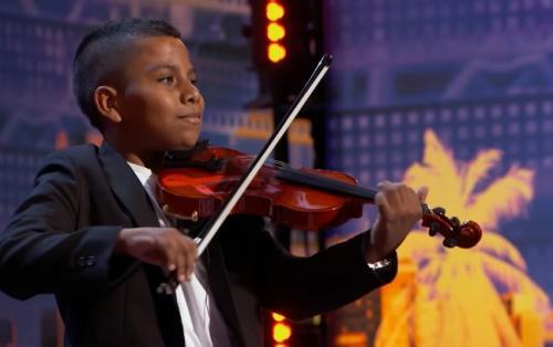 Tampil di America's Got Talent 2019, bocah laki-laki itu mengaku tak pernah kesal dengan teman-temannya yang membully dia.