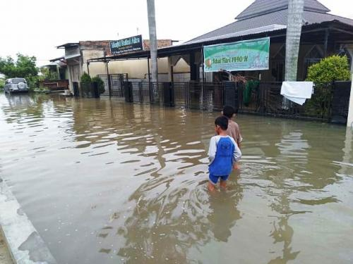 Banjir Pekanbaru