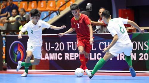Timnas Futsal Indonesia U-20