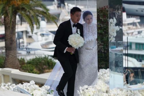 pernikahan anak bos