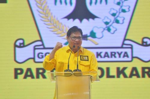 Airlangga Hartarto (Foto : DPP Golkar)