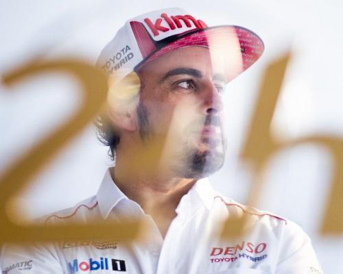 Fernando Alonso (Foto: Twitter)