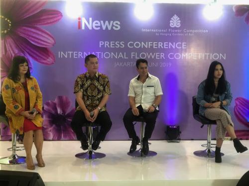 Konferensi pers