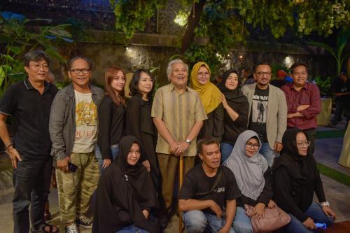 Cast Terima Kasih Emak, Terima Kasih Abah (Keluarga Cemara)