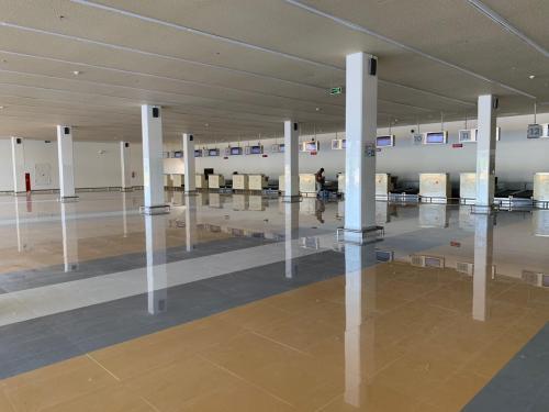 Wika Bangun Bandara di Timor Leste