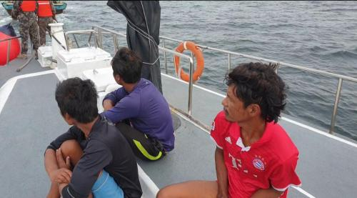 Kapal Asing Pencuri Ikan