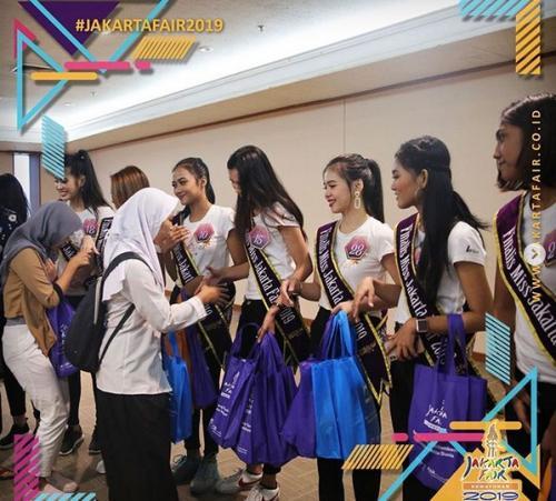 Miss Jakarta Fair