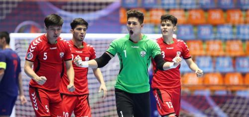 Timnas Futsal Afghanistan miliki pertahanan rapat di Piala Asia U-19 2019