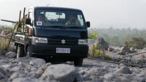 Suzuki Carry Pikap