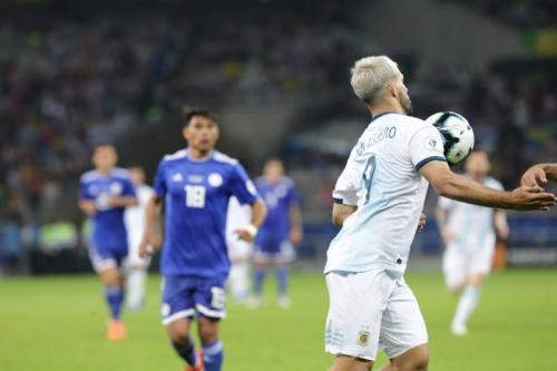 Timnas Argentina vs Paraguay di Copa America 2019