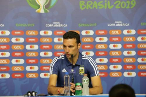 Lionel Scaloni buka suara soal masa depannya di Timnas Argentina