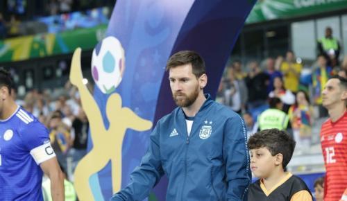 Timnas Venezuela tak gentar hadapi Messi