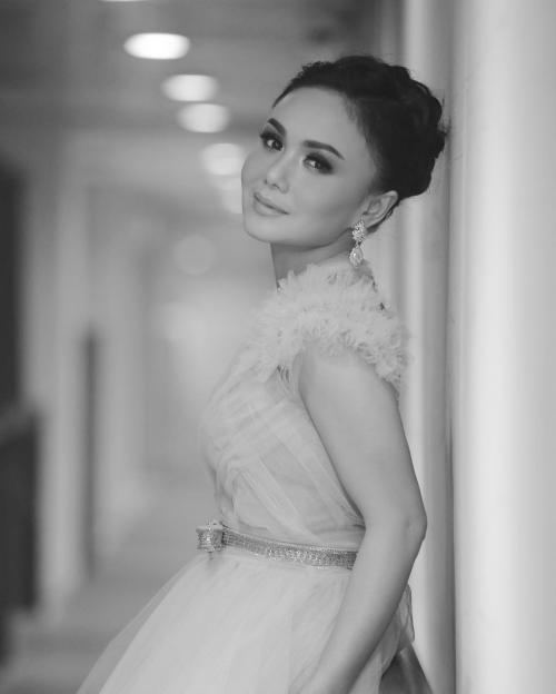 Dua kali bercerai, Yuni Shara belum memutuskan untuk menikah kembali. (Foto: Instagram)