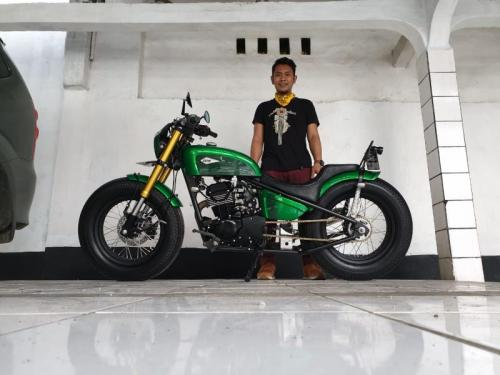 modifikator motor custom jokowi
