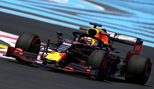 Max Verstappen menangi balapan di F1 GP Austria 2019